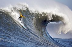 Mavericks, California, United States - The 9 Best Surf Spots in the World