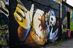 Street art - Berlijn