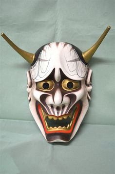 Another Awesome Ceramic Hannya Mask