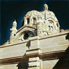 Cathédrale de la Major #Marseille #prisma