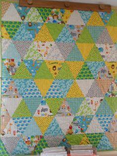 Jungle Bungle free quilt pattern