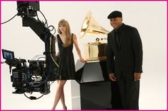 Taylor Swift And LL Cool J Host The Grammy Nominations Concert Live On December 5, 2012
