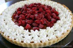 Desafios Gastronômicos: DESAFIO: Criar a minha versão da Torta Frangipane!!