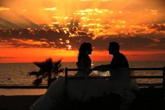 Sunset Kefalos Beach, Wedding Honeymoons, Beach Weddings, Kos, Celestial, Sunset, Outdoor, Weddings At The Beach, Outdoors