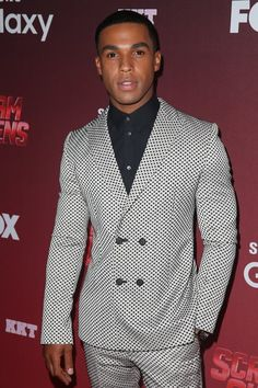 Pin for Later: 42 Times British Actors Looked Delightfully Dapper Lucien Laviscount