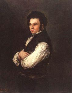Francisco Goya (de), 00002322-Z