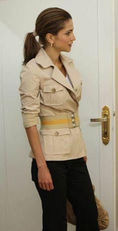 BERRYWALK: HM Queen Rania of Jordan