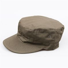 f87323fe2ca54 District - Houndstooth Military Hat Style DT619
