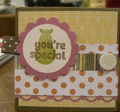 You're Special mini card