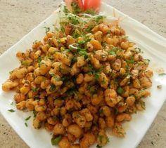When you bring home delicious Sweet Corn, you're also bringing home a healthy. This popular vegetable Crispy Corn Recipe is high in fibre. Veg Recipes, Indian Food Recipes, Vegetarian Recipes, Cooking Recipes, Healthy Recipes, Indian Snacks, Recipies, Fried Corn Recipes, Sweet Corn Recipes