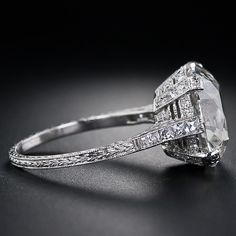 ok, so I thought I found my dream ring, only to realize it is $155,000!!!! Boy I have good taste...