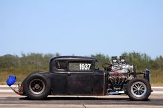 Hot rods, muscle cars, & customs