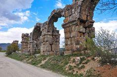 Roman Aqueduct in Pisidian Antioch