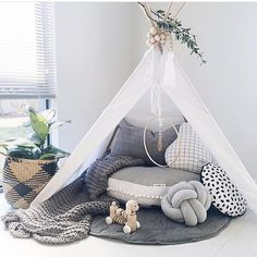 I'm still obsessing over this stunning teepee styled by @liss.and.arlo featuring our favourite play mat by Mister Fly - in stock now www.simplestyleco.com.au . . . #home #homedecor #kids #kidsstyle #kidsinteriors #kidsroom #kidsstyle #kidsdecor #teepee #play #playtime #playmat #children #childrensdecor #childrensinteriors #misterfly #misterflykids #simplestyleco