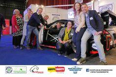 Gezelligheid met Tim Coronel op de stand van Koopplein.nl. http://m.koopplein.nl/middendrenthe/745016/kooppleinnl-op-de-bedrijven-contactdagen-drenthe.html