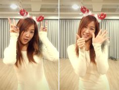 SISTAR's Soyu shows off her aegyo through a new video clip