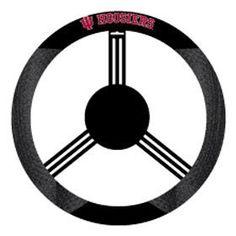 Indiana Hoosiers Steering Wheel Cover - Mesh