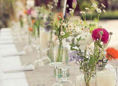 #bouquets #fleurs #table