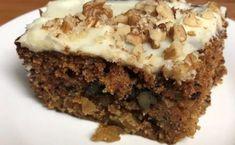 The Best Ever 5 Star Carrot Cake Recipe