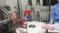 bottles/min Saline Spray Bottling Machine, high speed bottle filling machines, Shanghai reliance machinery company from China. Saline Nasal Spray, Amber Glass Bottles, Spray Bottle, Airstone