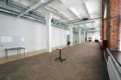 офис Лофт на Трехгорной Мануфактуре 450м