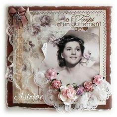 Une si jolie lady romantique