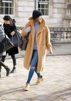 Street Styles Fall & Winter