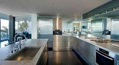 Matthew Perry's kitchen