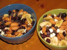 Homemade Skinny Trail Mix- 210 calories