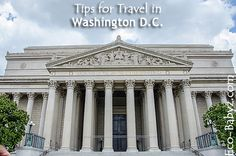 Eco-Babyz: Tips for Travel in Washington D.C.