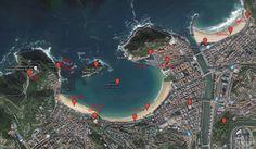 """Qué ver en Donostia-San Sebastián – los """"must"""" para 3 días #SanSebastián #travel #viajes"""