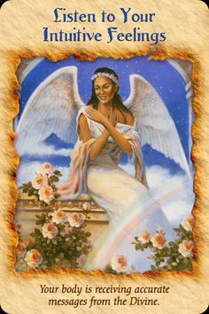 Brenda and her Angels : Today's Angel Card