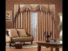 Cortinas Para La Sala De Estar/Curtains For Living Room