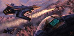 Fighter Planes by mikemarsm on @deviantART