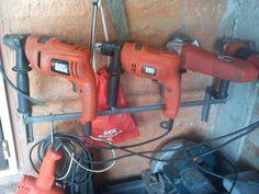 Estante porta herramientas eléctricas - ¿Quieres ver más herramientas? Visita: http://www.hechoxnosotrosmismos.com/f8-herramientas-electricas-y-o-motrices-y-sus-accesorios/