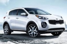 2017 Kia Sportage Sx Turbo Is The Featured Model White Image Added In Car Pictures Category By Author On Jul