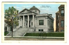 Logansport Public Library 1930