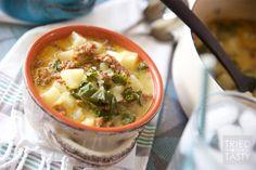 Copycat Olive Garden Zuppa Toscana // Tried and Tasty