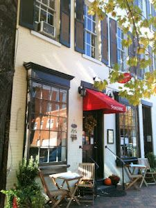 Fontaine's Creperie in Old Town Alexandria VA