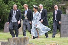 Meghan Markle Attended the Wedding of Princess Diana's Niece This Weekend- TownandCountrymag.com