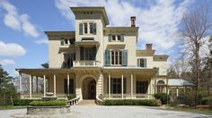 A Mansion Where an Astor Lived - Nuits Mansion, Irvington, NY
