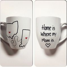 Hey, I found this really awesome Etsy listing at https://www.etsy.com/listing/185863966/home-is-where-my-mom-is-mug