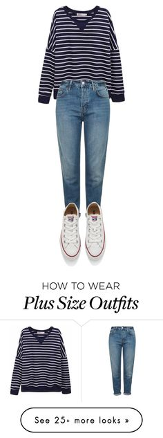 """""""Untitled #630"""" by parcocafe on Polyvore featuring Topshop and Converse"""