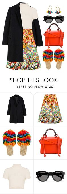 """Coloful day"" by fcris7176 ❤ liked on Polyvore featuring MANGO, Gucci, Elena Ghisellini, Staud, Givenchy and Panacea"