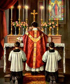 Msza trydencka w obrazach - rzymskikatolik - Picasa Web Albums