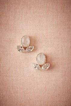 Lune Posts in Shoes & Accessories Jewelry Earrings at BHLDN Jewellery Uk, Jewelery, Fashion Jewelry, Body Jewelry, Fine Jewelry, Bridesmaid Earrings, Wedding Earrings, Rose Gold Earrings, Pearl Earrings