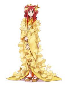 SC Hanako by meago.deviantart.com