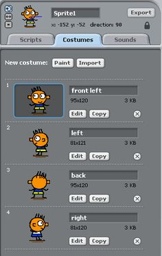 (6.7, 8.9) Shall We Learn  Lessons 1-11  » Scratch Programming Lesson 1: Introducing Scratch and Creating Sprite.