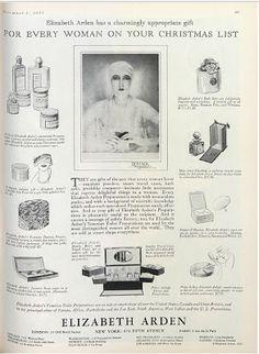 Elizabeth Arden Christmas Advert