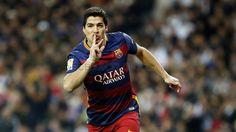 El 0-4 de Suárez en el Bernabéu   FC Barcelona